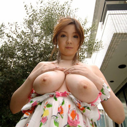 Boobed Asians with awesome Big Tits
