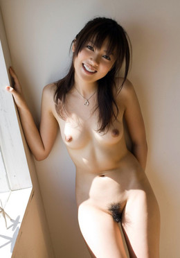 Asian Sweetness posing and sucking